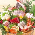 料理メニュー写真沖盛り (八種盛り)
