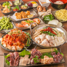 ホルモン焼き 博多もつ鍋 もつ膳のおすすめポイント1