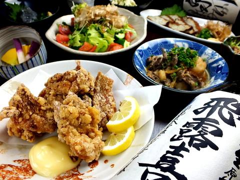 旬の魚介、野菜と豊富な日本酒を堪能!最高の組み合わせを楽しめます