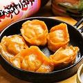 料理メニュー写真●東京赤羽餃子●鉄鍋餃子