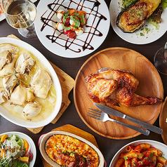 チキン&ワイン 月光食堂の写真