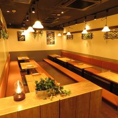 ワイン食堂 VINSENT 鷺沼店の雰囲気1