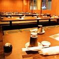 32名様程度の個室です!!岡山駅周辺で個室の居酒屋と言ったら、若の台所岡山駅前店です♪是非、当店をご利用ください!お待ちしております!!