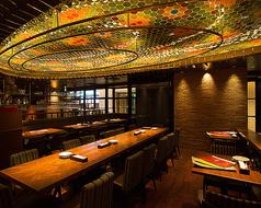 アジアンビストロ Dai 東京ガーデンテラス店の雰囲気1
