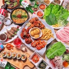 韓国酒場ポチャの写真