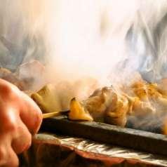 炭火串焼と旬鮮料理の店 備長炭焼 遠州葵家の特集写真