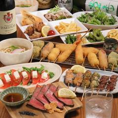 串や麺吉のおすすめ料理1