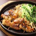 料理メニュー写真豚肉のしそ巻