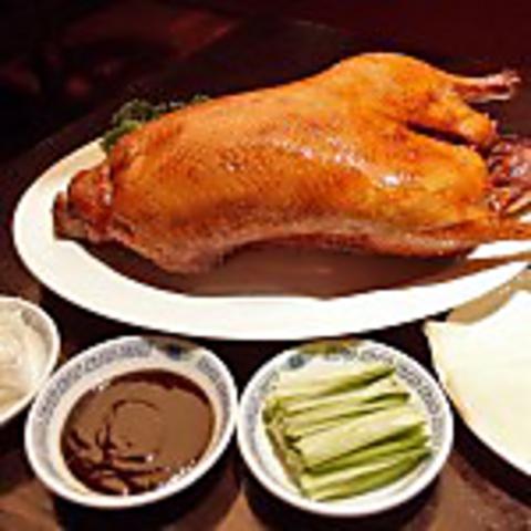 本場の料理人が作る北京料理で豪華な饗宴をお楽しみください♪
