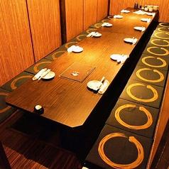 12名様程度の個室です!!岡山駅周辺で個室の居酒屋と言ったら、若の台所岡山駅前店です♪是非、当店をご利用ください!お待ちしております!!