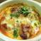 料理メニュー写真ミートボールのナポリ風オーブン焼き