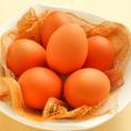 上質な卵をたくさん使ってふわっとろっオムライスを作ります♪