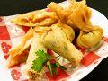 料理メニュー写真東南アジアの春巻たち