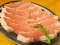料理メニュー写真カラカラ豚トロ塩焼