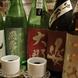 日本酒にこだわり。珍しいお酒もあるかも…♪♪
