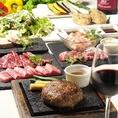 お得な宴会・飲み放題コースは3980円~☆