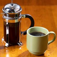 ハナオカフェならフェアトレードコーヒーも飲めちゃう!
