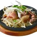 料理メニュー写真鶏の山賊焼き