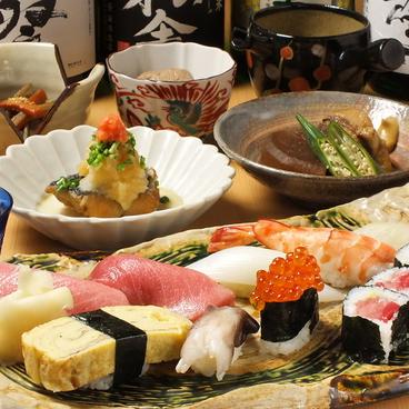 江戸八のおすすめ料理1