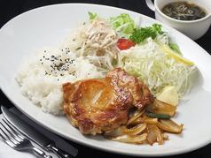 料理メニュー写真カントリーチキン(スープ付き)