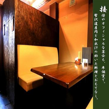 しゃぶしゃぶ 天ぷら酒処 楓花の雰囲気1