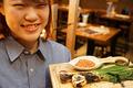 料理メニュー写真葉玉ねぎのカルソッツーソースロメスコー