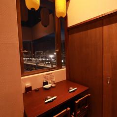 個室は2名様~最大50名様までOK!少人数のお客様でもご利用可能です。ゆっくりお食事を愉しみたいときに♪ご宴会や飲み会に♪