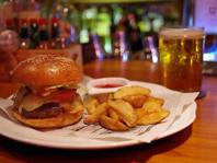 アメリカンな料理とクラフトビール!!