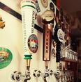 クラフトビールは常時3種類をご用意してます!