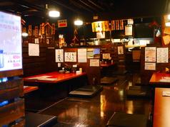 上川ぶた酒場 すすきのの雰囲気1