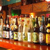 沖縄を感じる落ち着いた店内で、まったり楽しめます。