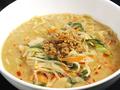 料理メニュー写真野菜入坦々麺