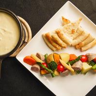 SAIKA銀座特製チーズフォンデュ