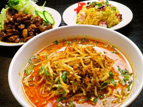 中国料理 レッドペッパー 生桑店
