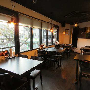 レッドロック洋食工房 神戸元町店の雰囲気1