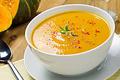 料理メニュー写真チキンクリームスープ