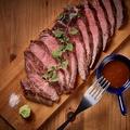 料理メニュー写真ランイチの牛ステーキ(200g)