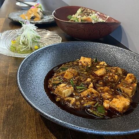 【一宮駅から徒歩10分】木の温もりが心地よい空間で、本格中華料理をお気軽に♪