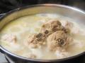 料理メニュー写真水炊き 単品
