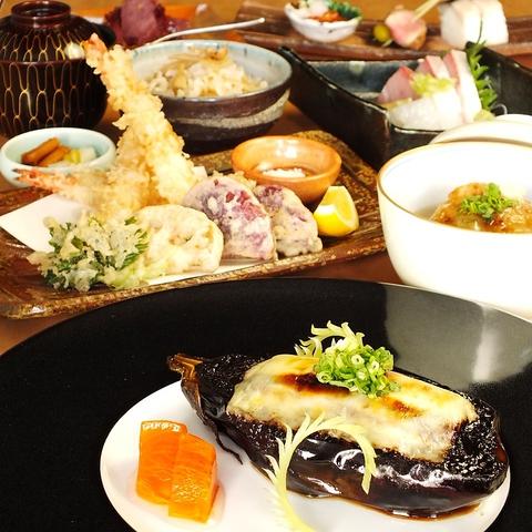 全14席の落ち着いた空間で絶品和食を堪能…料理長が生み出す創作料理に舌鼓。