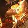 迫力満点!豪快に焼き上げる藁焼きは、素材の旨味をギュッと凝縮。藁の香りと共にご堪能いただけます☆