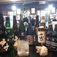 日本酒・地酒も豊富に取り揃えております!