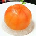 料理メニュー写真桃のようなトマト