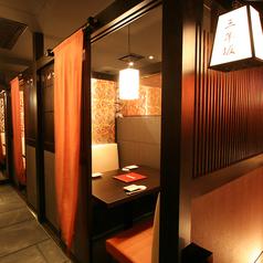 京町しずく 横浜店の雰囲気1