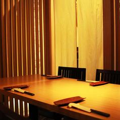 2名様からご利用可能な完全個室の和空間!
