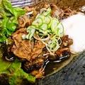料理メニュー写真《夜の部限定メニュー》角煮風豚バラ軟骨のとろ煮