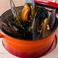 料理メニュー写真『本日入荷』貝の白ワイン蒸し