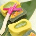 ◆京都の味わい大集合-生麩や湯葉、鴨肉に京野菜や鯖寿司も勢揃い。職人が仕立てる本格的な逸品をお気軽にどうぞ!