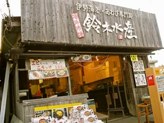 鈴木水産 おはらい街 場外市場店イメージ