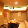 【説明】10名様前後に最適な個室です。